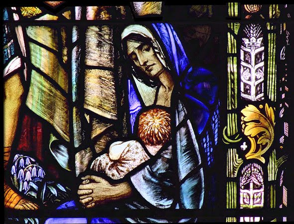 breastfeeding in church