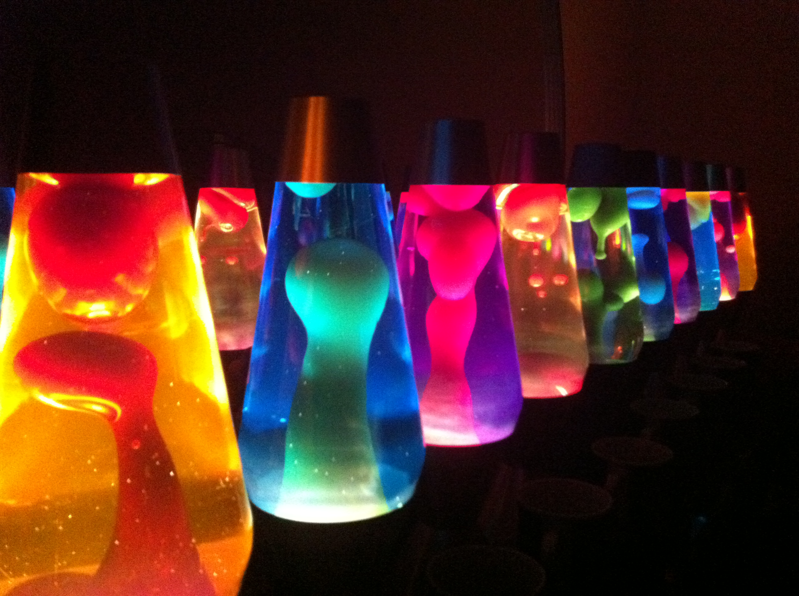 Lava Lamp Image Gif Lamps Are So Beautiful